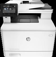 Dipositivo multifunción HP Color LaserJet Pro MFP M377dw