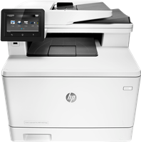 Dispositivo multifunzione HP Color LaserJet Pro MFP M377dw