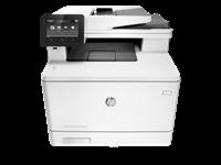 Dipositivo multifunción HP Color LaserJet Pro MFP M477fdw