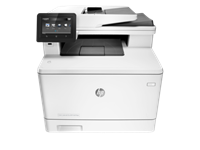 Dispositivo multifunzione HP Color LaserJet Pro MFP M477fdw