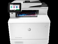 Multifunction Printers HP Color LaserJet Pro MFP M479fdn