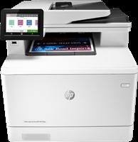 Color Laser Printer HP Color LaserJet Pro MFP M479fdw