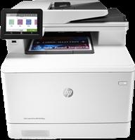 Impresora Multifuncion HP Color LaserJet Pro MFP M479fnw