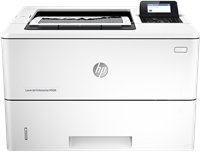 Laser Printer Zwart Wit HP LaserJet Enterprise M506dn