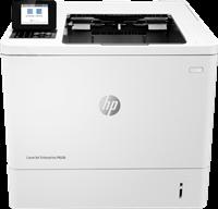Laserdrucker Schwarz Weiß HP LaserJet Enterprise M608dn