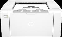 Impresora Laser Negro Blanco HP LaserJet Pro M102a