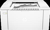 Imprimante laser noir et blanc HP LaserJet Pro M102w