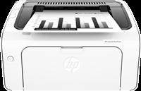 Czarno-biala drukarka laserowa  HP LaserJet Pro M12w