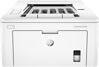 Impresora Laser Negro Blanco HP LaserJet Pro M203dn
