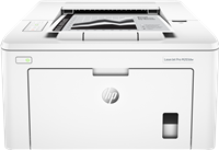 Black and White laser printer HP LaserJet Pro M203dw
