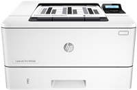 Laser Printer Zwart Wit HP LaserJet Pro M402d