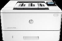 Laserdrucker Schwarz Weiss HP LaserJet Pro M402d