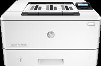 Czarno-biala drukarka laserowa  HP LaserJet Pro M402dn