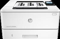 Laserdrucker Schwarz Weiss HP LaserJet Pro M402dne