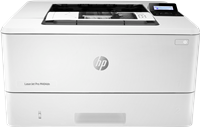 Impresora Laser Negro Blanco HP LaserJet Pro M404dn