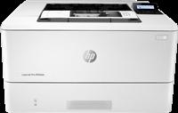 Laserdrucker Schwarz Weiss HP LaserJet Pro M404dn