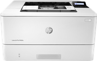 Schwarz-Weiß Laserdrucker HP LaserJet Pro M404n