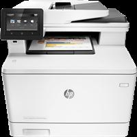 Multifunktionsgerät HP LaserJet Pro M477fdn