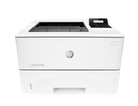 Laser Printer Zwart Wit HP LaserJet Pro M501dn