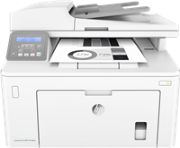 Black and White laser printer HP LaserJet Pro MFP M148dw