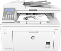 Multifunction Printer HP LaserJet Pro MFP M148fdw