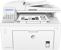 Multifunction Printer HP LaserJet Pro MFP M227fdn