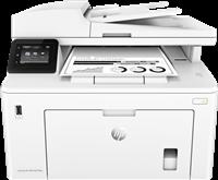 Dipositivo multifunción HP LaserJet Pro MFP M227fdw