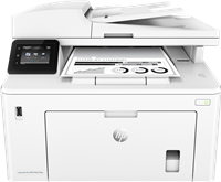 S/W Laserdrucker HP LaserJet Pro MFP M227fdw