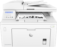 Multifunctionele printer HP LaserJet Pro MFP M227sdn