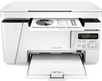 Dispositivo multifunzione HP LaserJet Pro MFP M26nw
