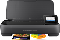 Dispositivo multifunzione HP OfficeJet 250 Mobile