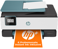 Multifunction Printer HP OfficeJet 8015e All-in-One