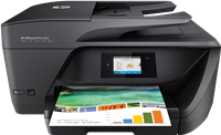 Multifunctionele Printers HP Officejet Pro 6960