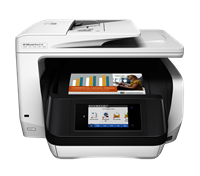 Dipositivo multifunción HP Officejet Pro 8730