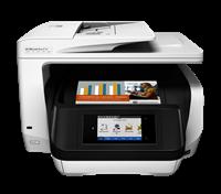Drukarki Wielofunkcyjne  HP Officejet Pro 8730