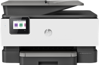 Multifunction Printer HP OfficeJet Pro 9010 All-in-One