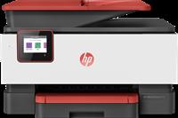 Impresora de inyección de tinta HP OfficeJet Pro 9016 All-in-One