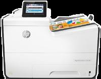 Inkjet Printer HP PageWide Enterprise Color 556dn