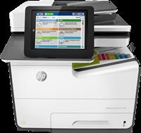 Multifunktionsdrucker HP PageWide Enterprise Color MFP 586dn