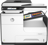 Appareil Multi-fonctions HP PageWide MFP 377dw