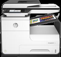 Impresora Multifuncion HP PageWide MFP 377dw
