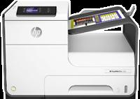 Impresora de inyección de tinta HP PageWide Pro 452dw