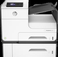 Imprimante à jet d'encre HP PageWide Pro 452dwt