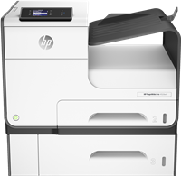 Stampante a getto d'inchiostro HP PageWide Pro 452dwt