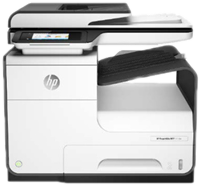 Multifunction Printers HP PageWide Pro 477dw