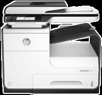 Urzadzenie wielofunkcyjne  HP PageWide Pro 477dw
