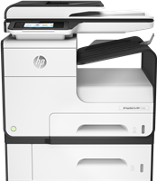 Appareil Multi-fonctions HP PageWide Pro MFP 477dwt