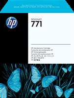 HP Reinigungspatrone 771 Transparent