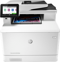 Multifunktionsdrucker HP W1A80A-B19