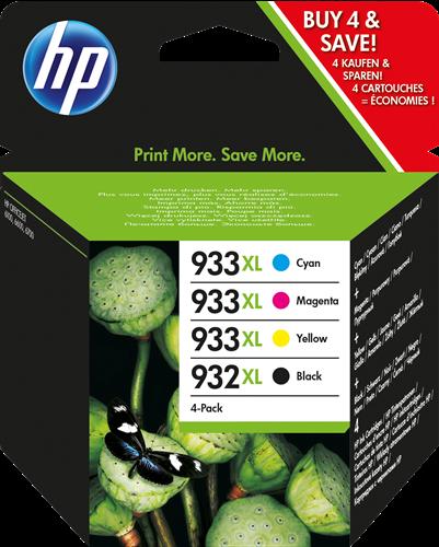 HP C2P42AE 932 XL + 933 XL